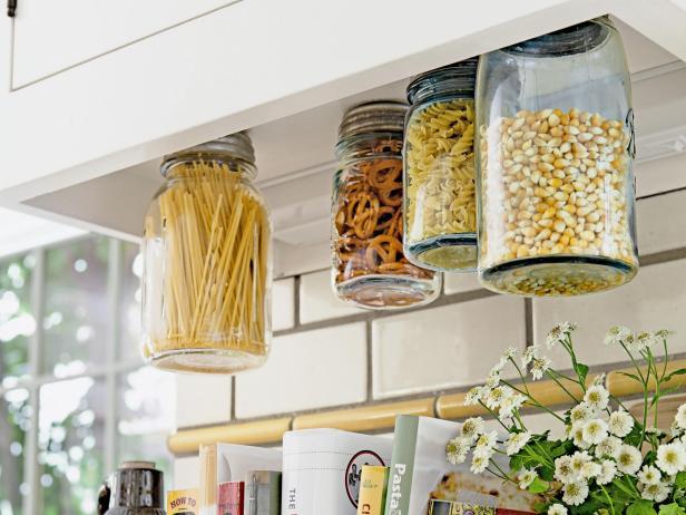 kitchen counter organization 6