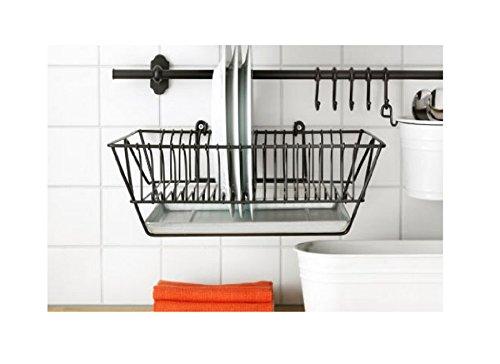 kitchen counter organization 9