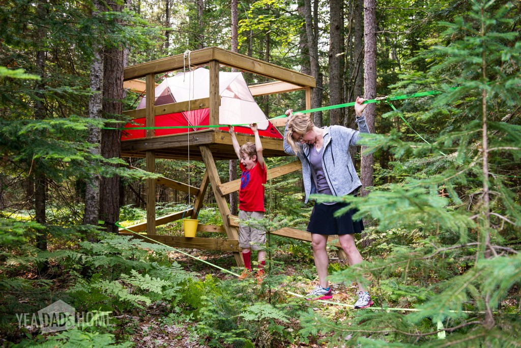 treehouse for kids 1
