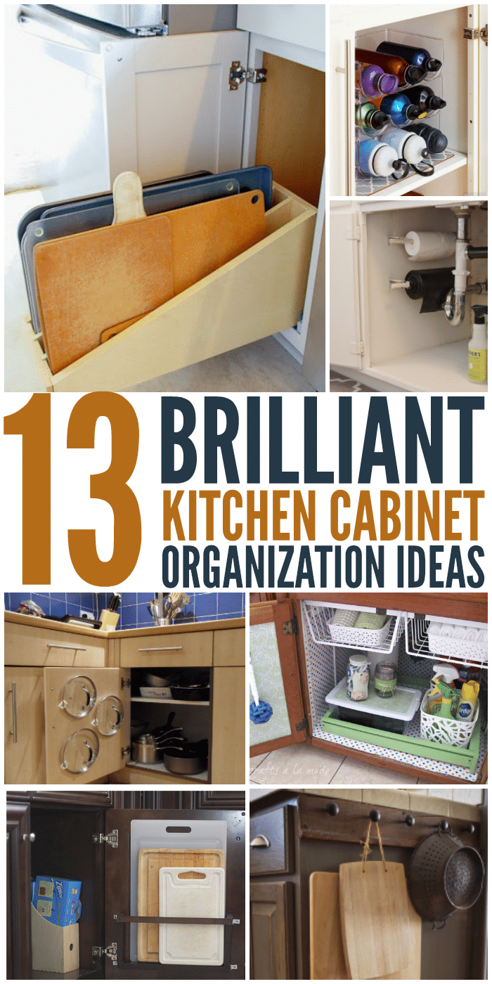 kitchen cupboard organization ideas 13 brilliant kitchen cabinet organization ideas glue 4344