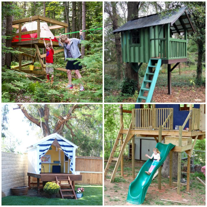 Treehouses Your Kids Will Beg You to Build
