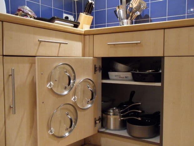 kitchen cabinet organization 11