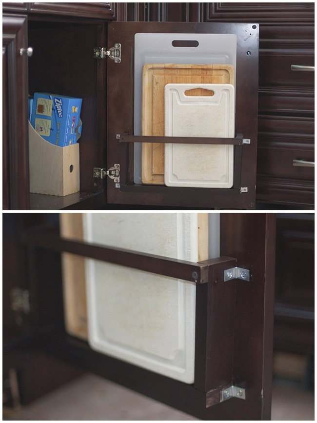kitchen cabinet organization 12