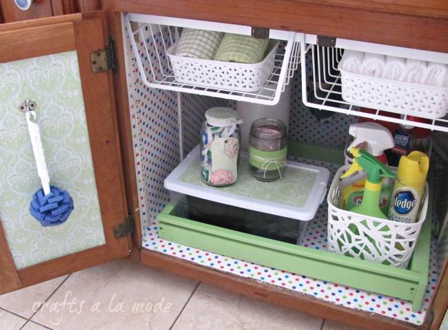 kitchen cabinet organization 13