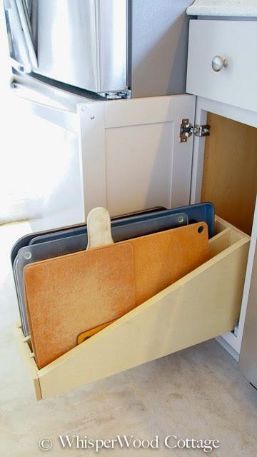 kitchen cabinet organization 4