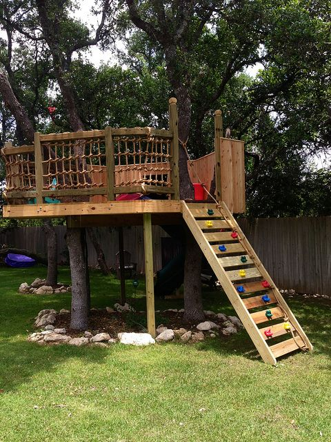 treehouse for kids 12