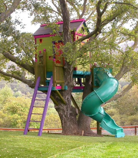 treehouse for kids 13