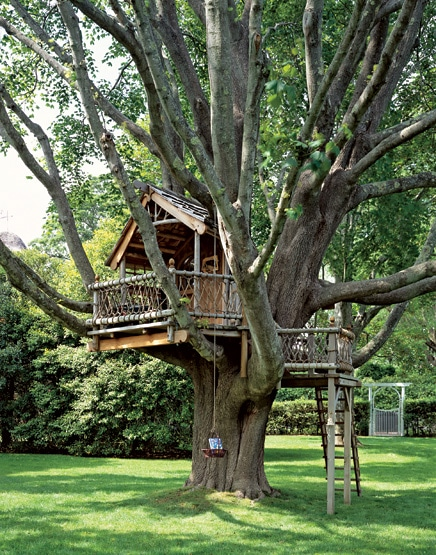 treehouse for kids 6