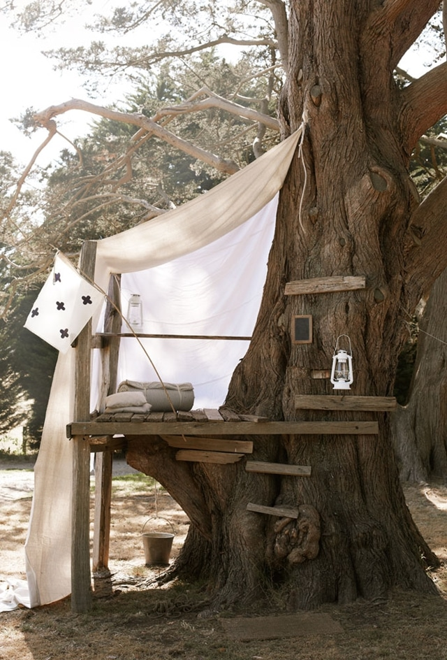 13 Tree Houses Your Kids Will BEG You to Build - Glue ...