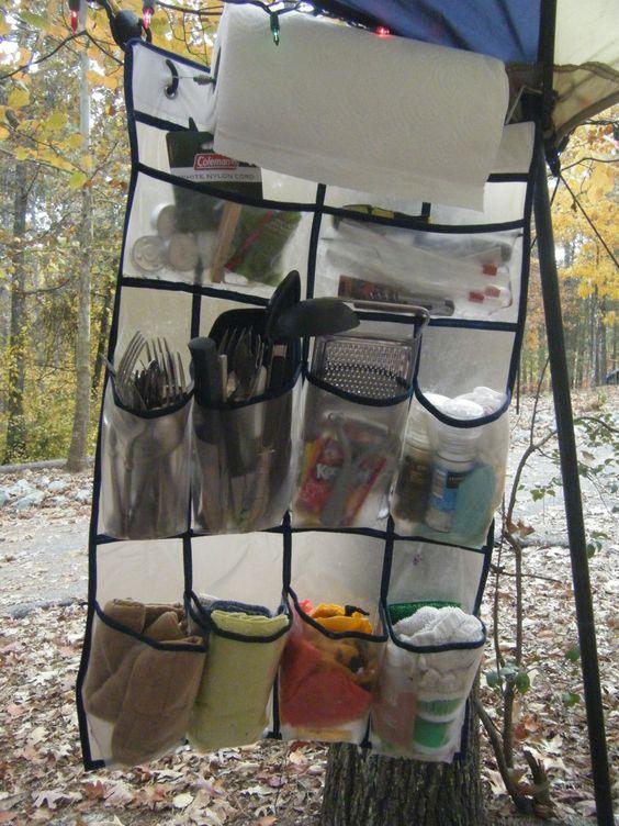 camping hacks 13