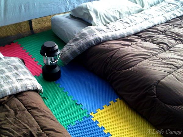 camping hacks 4