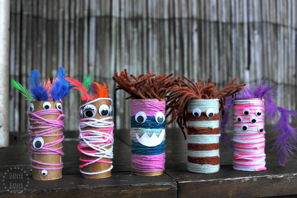 monster-toilet-paper-roll-craft