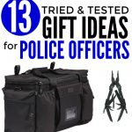 13 Gift Ideas for Cops (Husband Approved!)