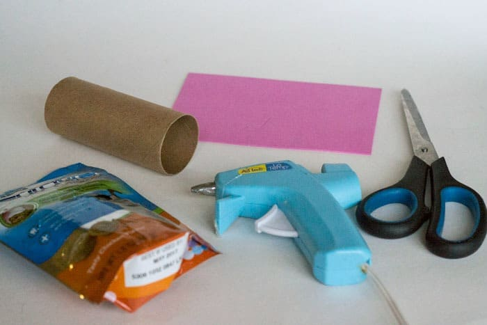 materials for diy cat toy