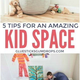 5 Tips for an Amazing Kid Space (+ Giveaway!)