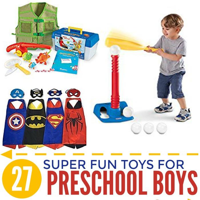 Amazing Toys For Boys : Fun toys for preschool boys glue sticks and gumdrops