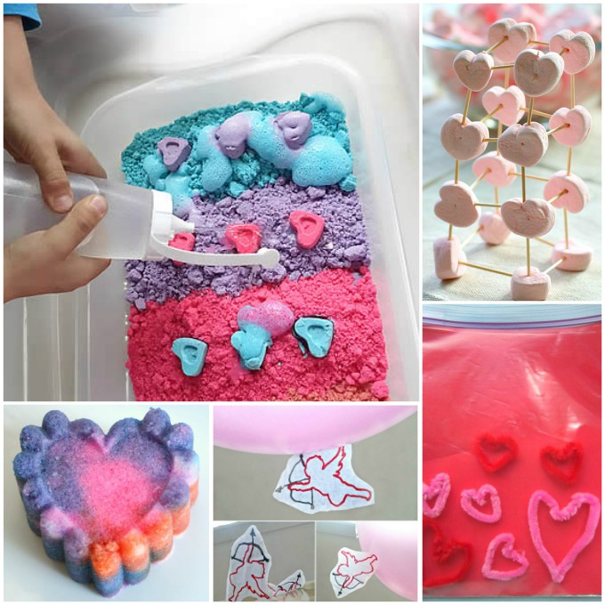 Love Potion Valentine Experiment | Mommyu0027s Bundle