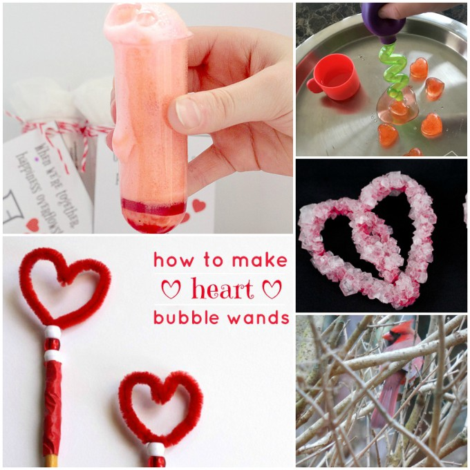 35+ Valentine Science Activities Kids Will LOVE