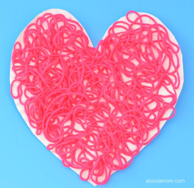Valentine Kid Crafts Easy