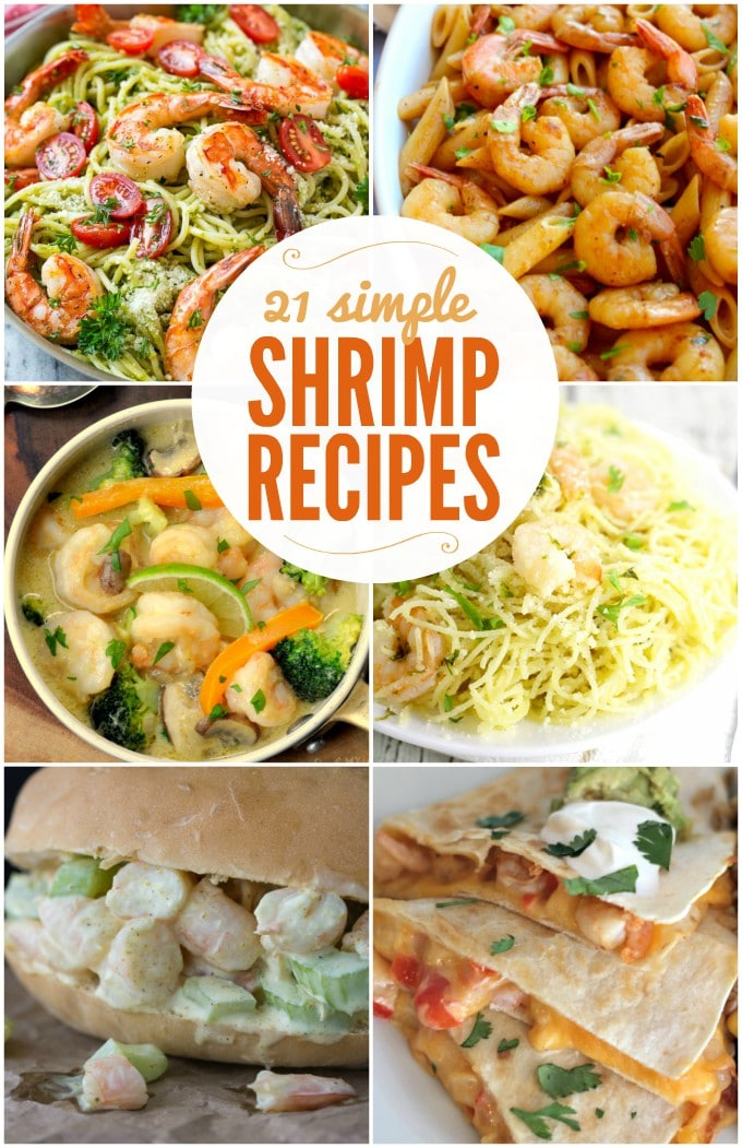 21 Shrimp Scampi Recipes You'll Make Over and Over Again