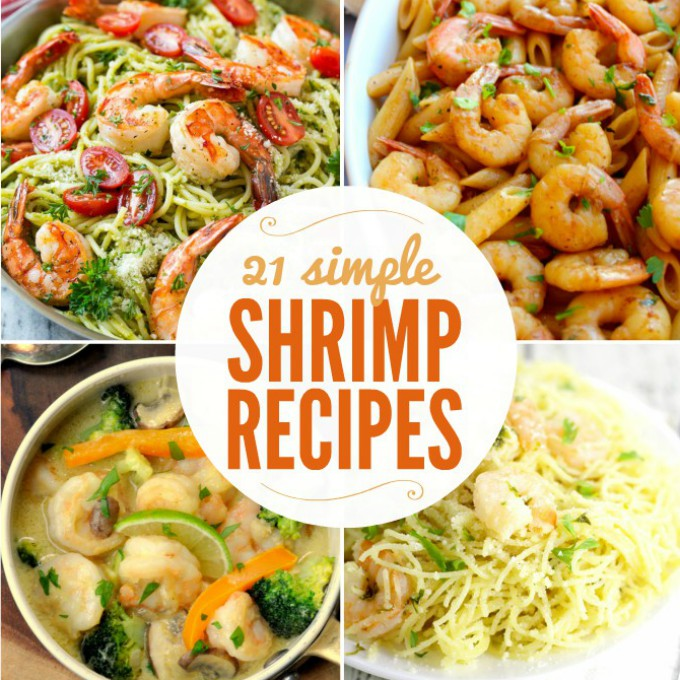 21 Simple Shrimp Recipes You Need to Try