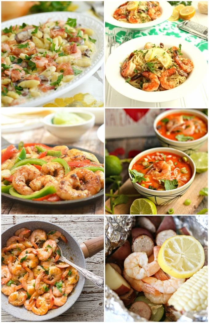 Simple Shrimp Recipes for Lunch and Dinner
