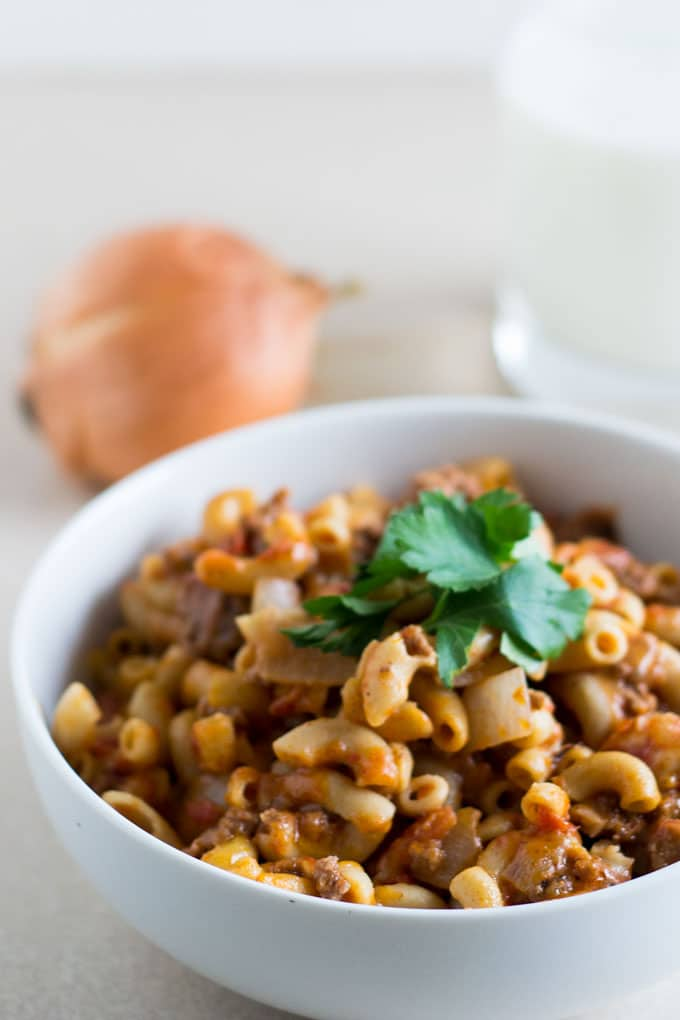 Our easy recipe for goulash will make dinner possible even on the busiest nights.