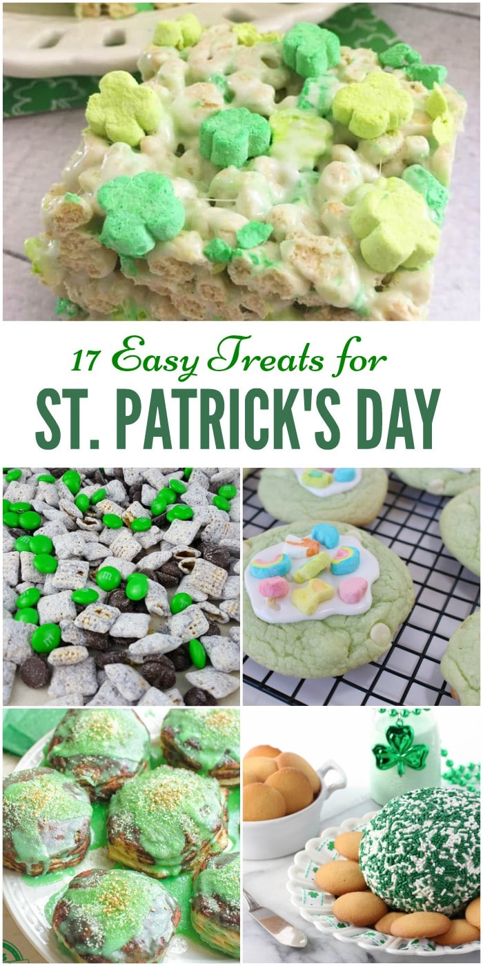 17 Easy Treats for St. Patrick's Day