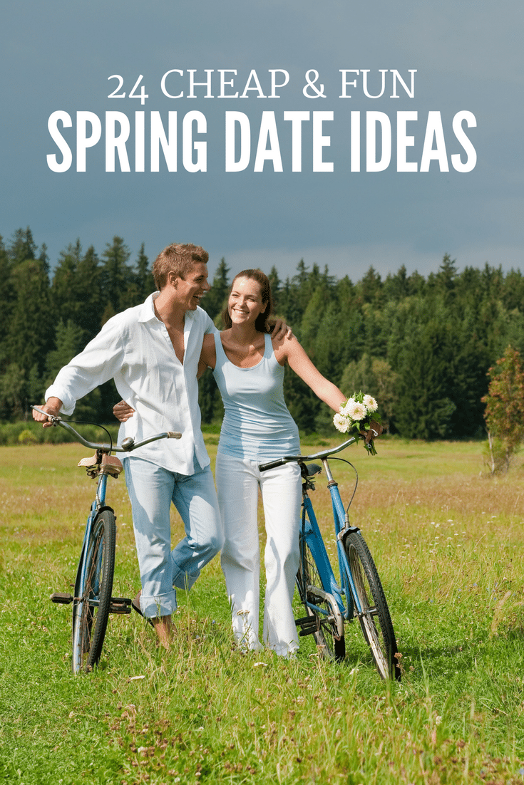 24 Cheap & Fun Spring Date Ideas