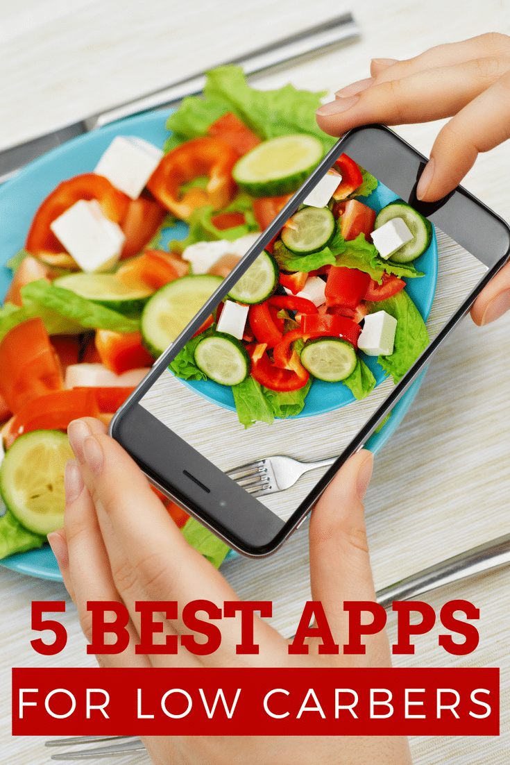 5 Low Carb Diet Apps to Track Carbohydrates on the Go