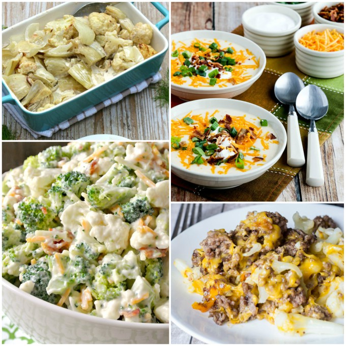 17 Insanely Tasty Cauliflower Recipes + Funtastic Friday 120