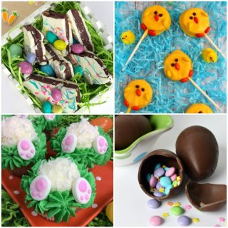16 Easy Easter Treats and Snacks + Funtastic Friday 119