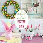 12 Bright and Cheery Easter DIYs + Funtastic Friday 118