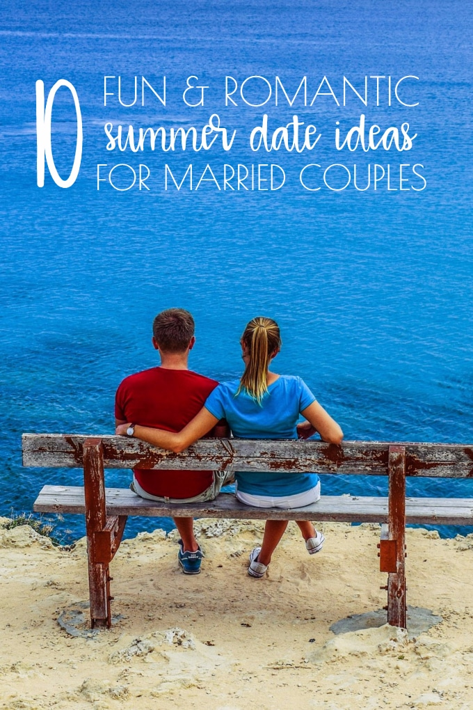 10 Romantic Summer Date Ideas for Married Couples
