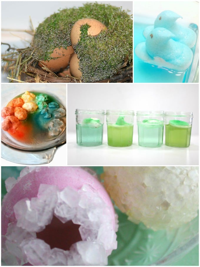 23 Fun Easter Science Experiments