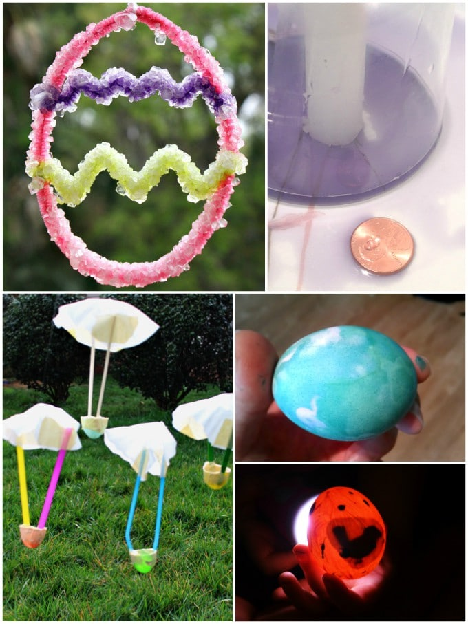 23 of the BEST Easter Science Experiments for Kids