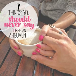 7 Things Couples Should Never Say During an Argument