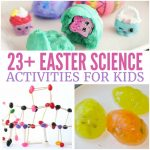 23+ Easter Science Activities for Kids