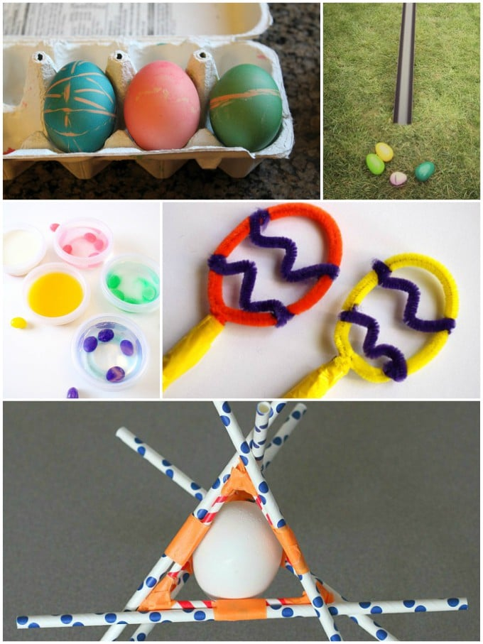 20+ Fun Easter Science Activities for Kids