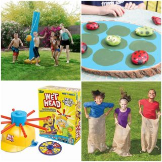 23 Outdoor Games to Make Summer a Blast