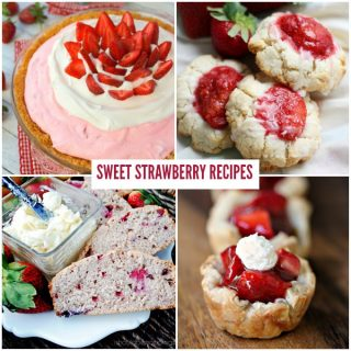 Deliciously Sweet Strawberry Recipes