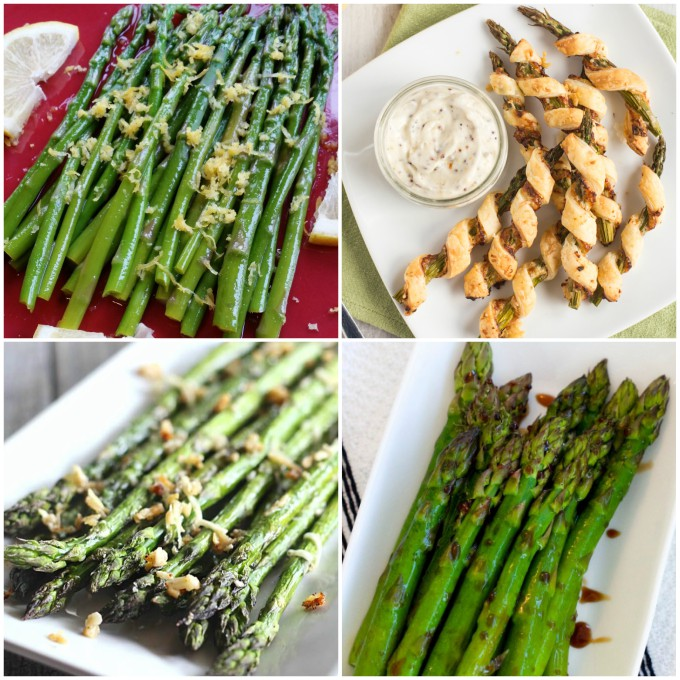 Ways to Cook Asparagus