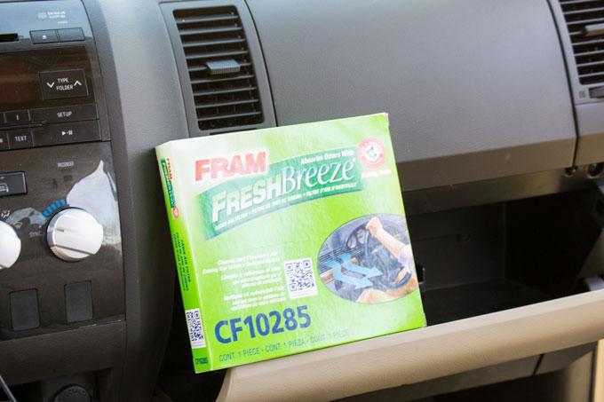 fram cabin air filter 2