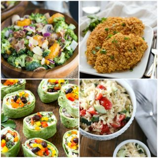 potluck recipes for work