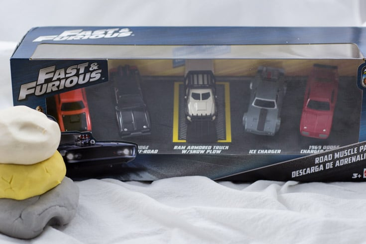 Fast & Furious 5 Pack Vehicle Assorted