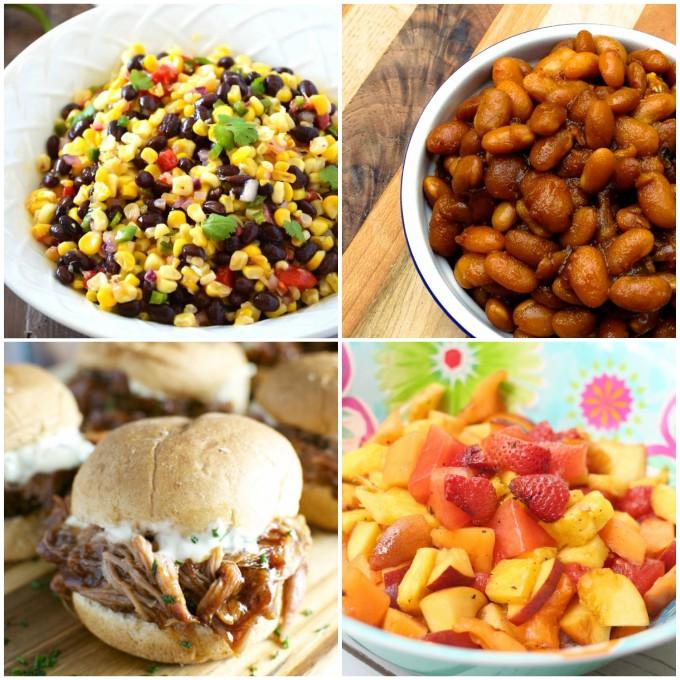 recipes for potluck