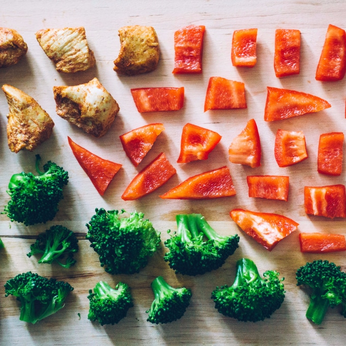 small meals low carb