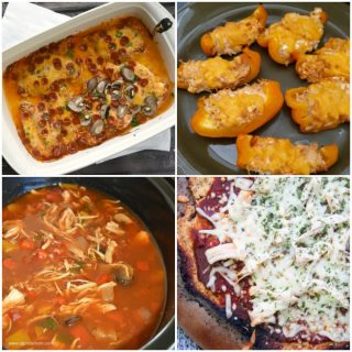 low carb chicken recipes your family will love