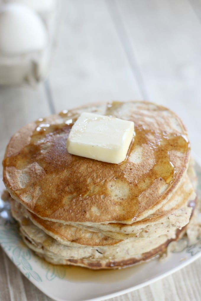 easy low carb pancakes