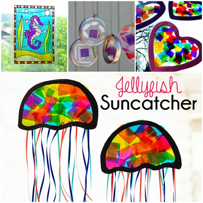 Suncatcher Craft Ideas for Kids